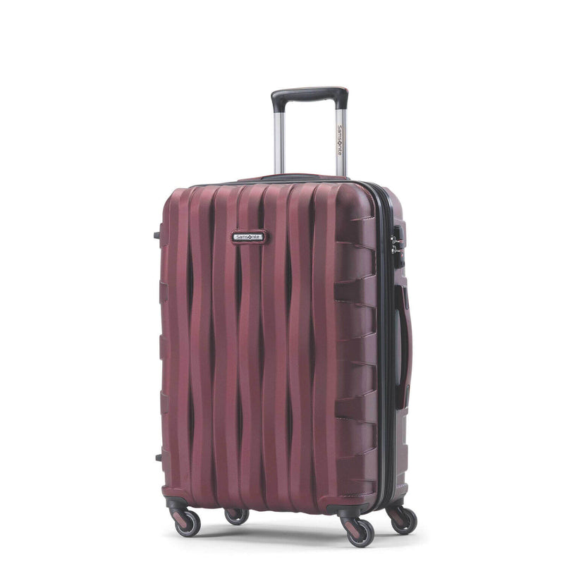 Samsonite Luggage Prestige 3D spinner medium Forero's Bags Vancouver Richmond