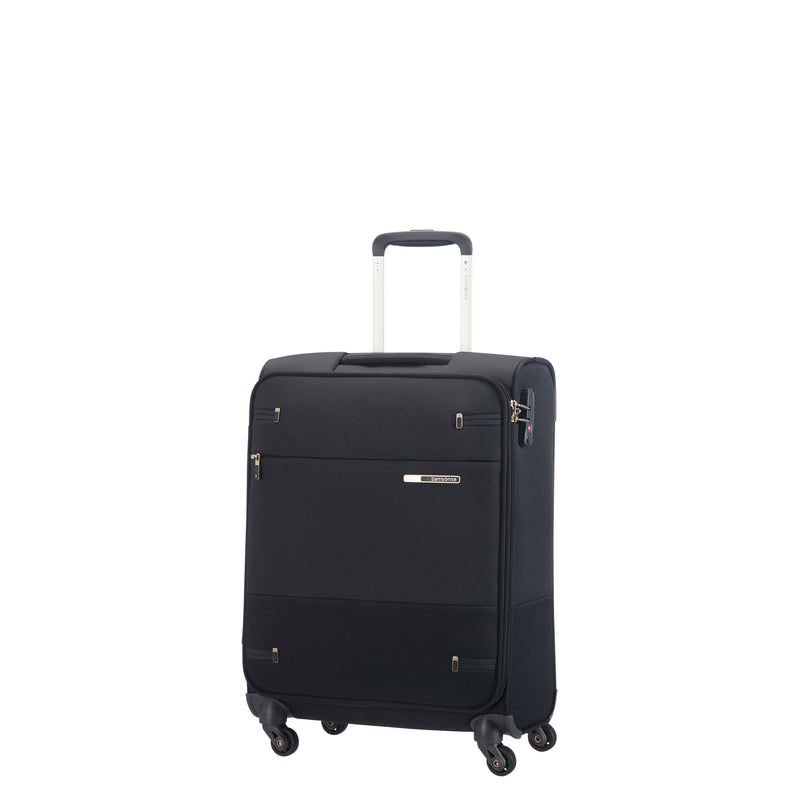 Samsonite Base Boost Spinner Carry-On in Red front view