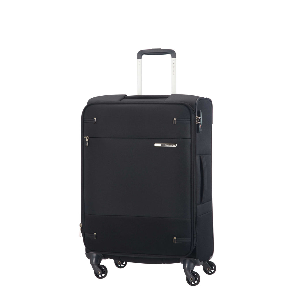 Samsonite Base Boost Medium black - front