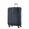 Samsonite Popsoda Spinner Large Expandable in Dark Blue front view