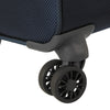 Samsonite Popsoda Spinner Large Expandable in Dark Blue wheels