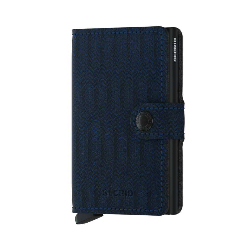 Secrid Wallets Miniwallet Dash in Navy - Forero's Vancouver Richmond