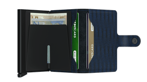 Miniwallet Dash - Navy - Forero's Bags and Luggage