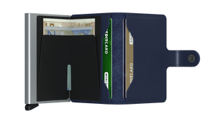 Miniwallet Original - Navy - Forero's Bags and Luggage
