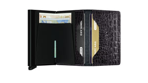 Slimwallet Nile - Black - Forero's Bags and Luggage
