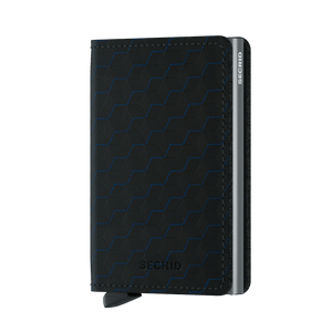 Secrid Wallets Slimwallet Optical in Black Titanium - Forero's Vancouver Richmond