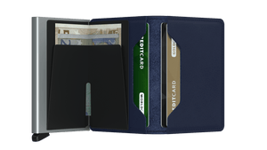Slimwallet Original - Navy - Forero's Bags and Luggage
