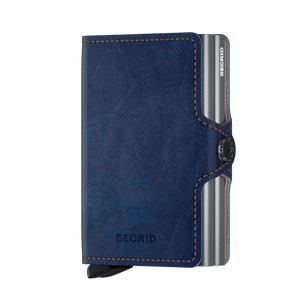 Secrid Wallets Twinwallet Indigo 5 in Titanium - Forero's Vancouver Richmond