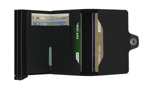 Secrid Twinwallet Matte Black - open