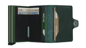 Twinwallet Original - Green - Forero's Bags and Luggage