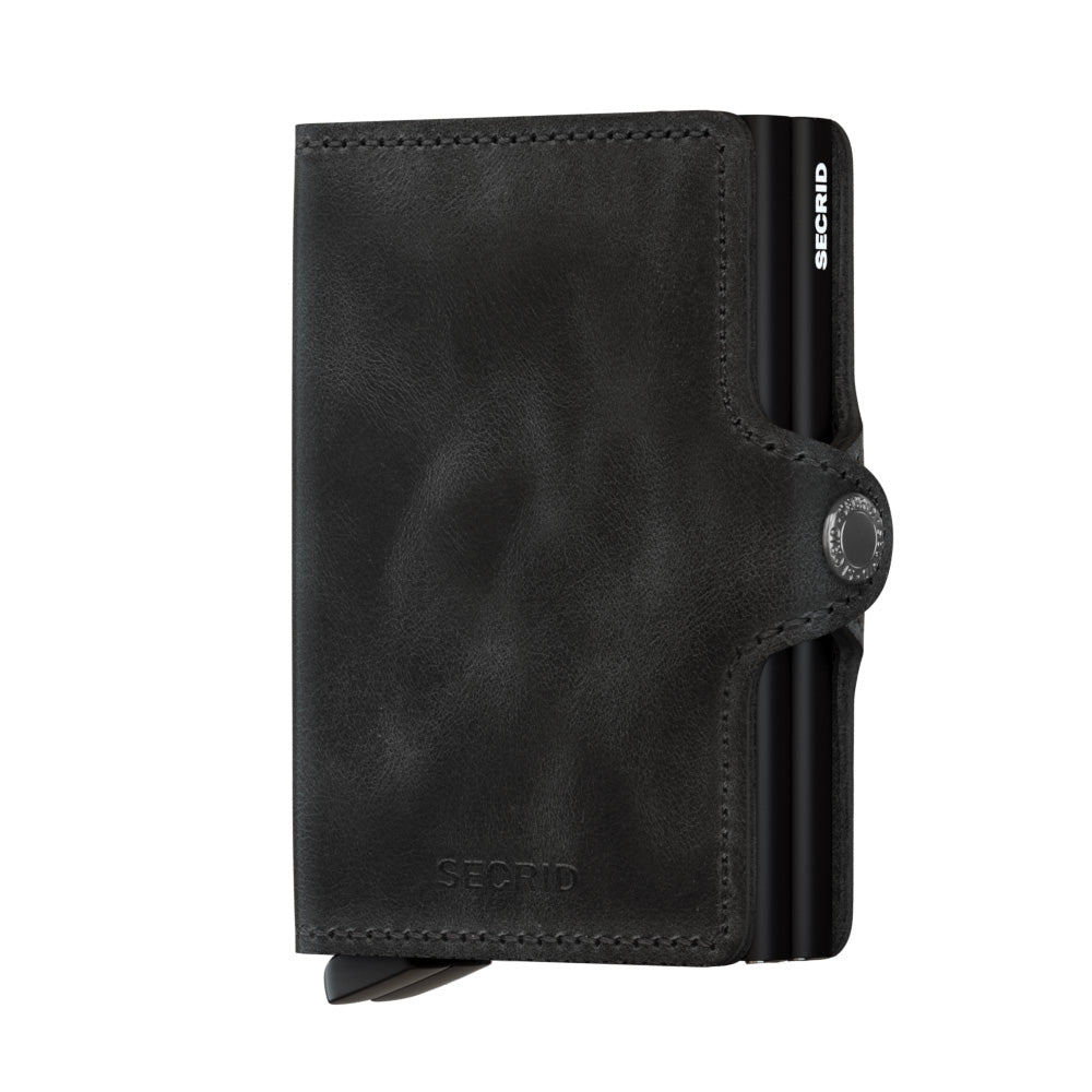 Secrid Twinwallet Vintage in Black - Forero's Vancouver Richmond