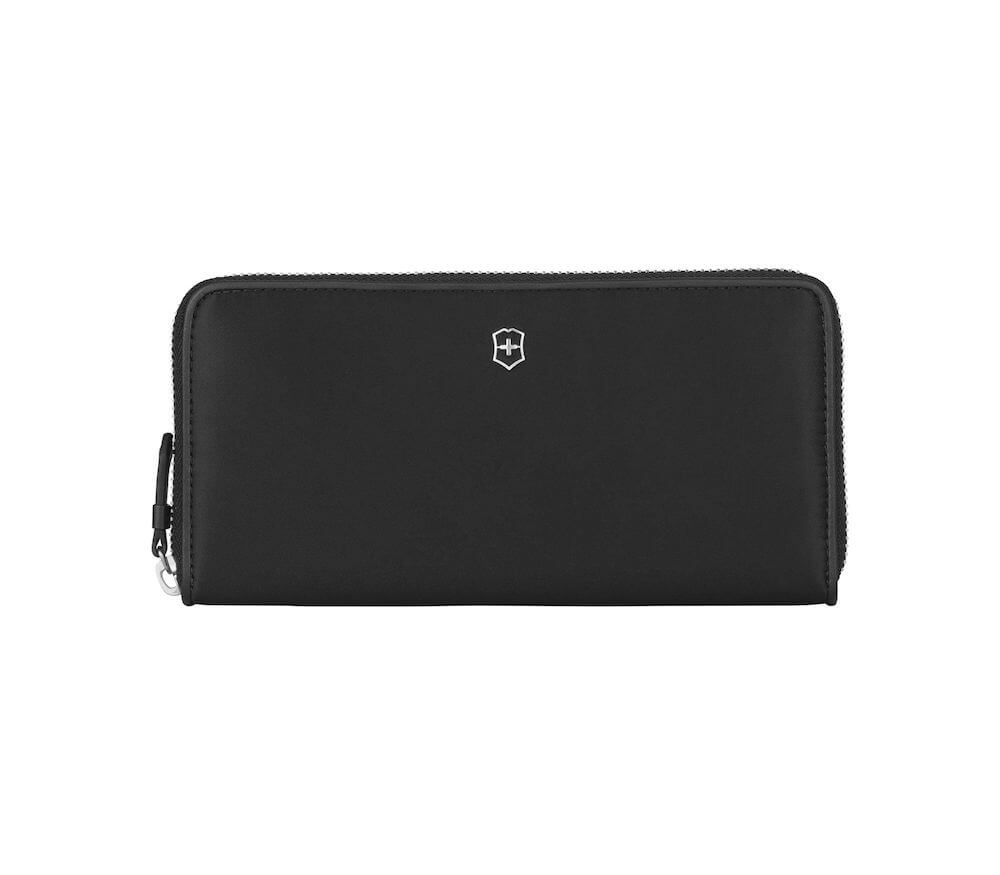 Victorinox Victoria 2.0 Continental Wallet in Black - Forero's Vancouver Richmond