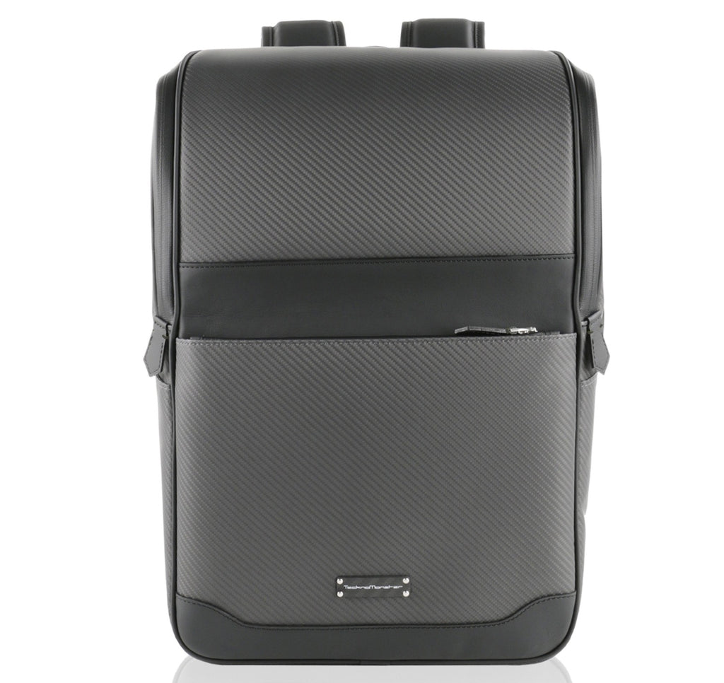 TecknoMonster Dropper Backpack front
