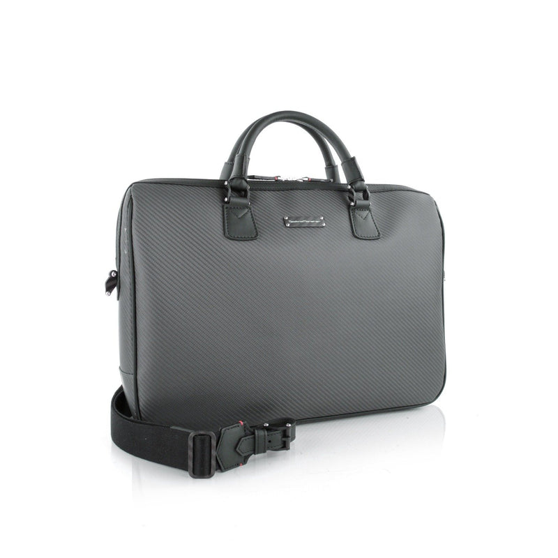 TecknoMonster Pegasus Carbon Briefcase - Forero's Vancouver Richmond