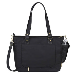 Travelon Anti-Theft LTD Tote Bag in colour Black - Forero's Bags and Luggage Vancouver Richmond