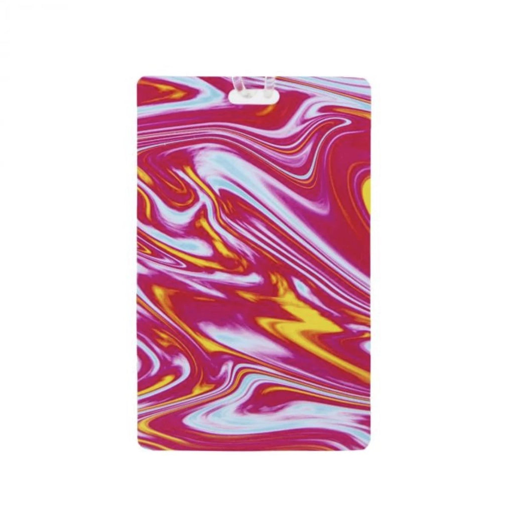 Luggage Tag - Marble Swirl - Forero's Bags and Luggage