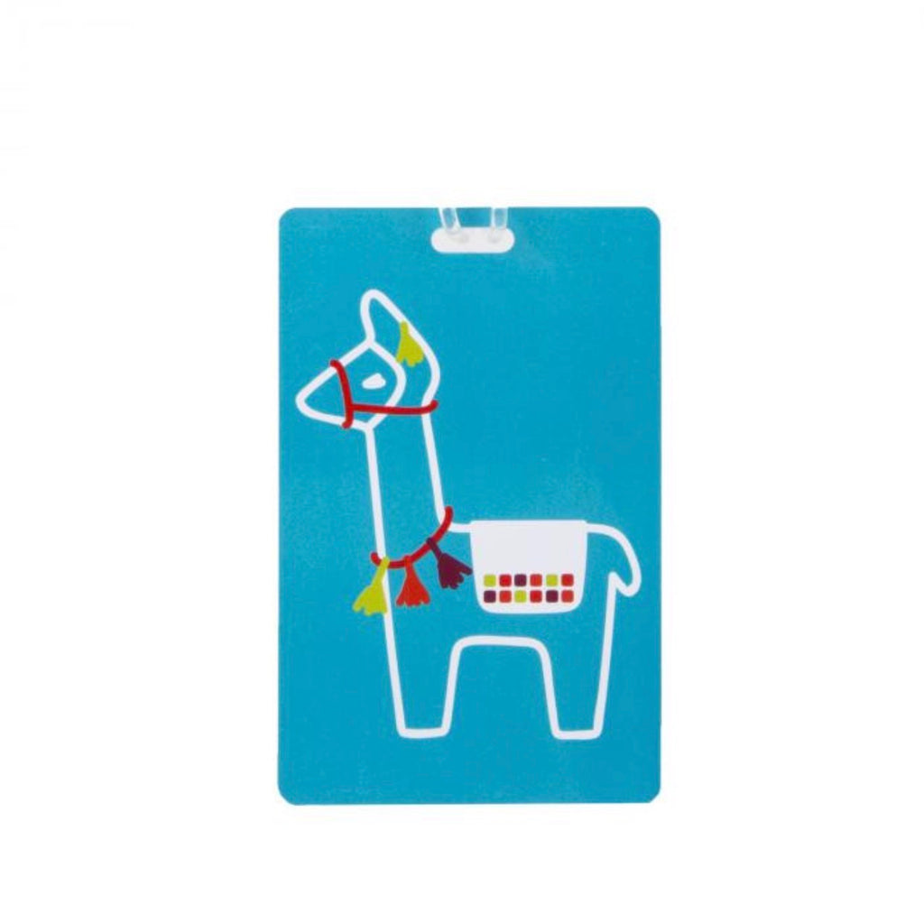 Luggage Tag - Llama - Forero's Bags and Luggage