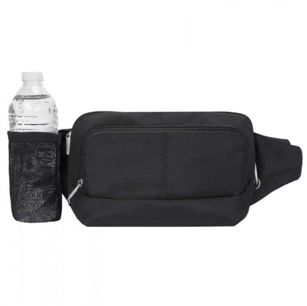 Travelon 42223 Waist Pack black - front