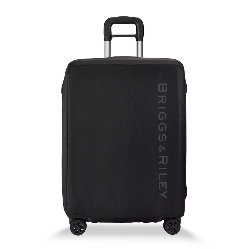 Brigg & Riley W127-4 Medium Luggage Cover black