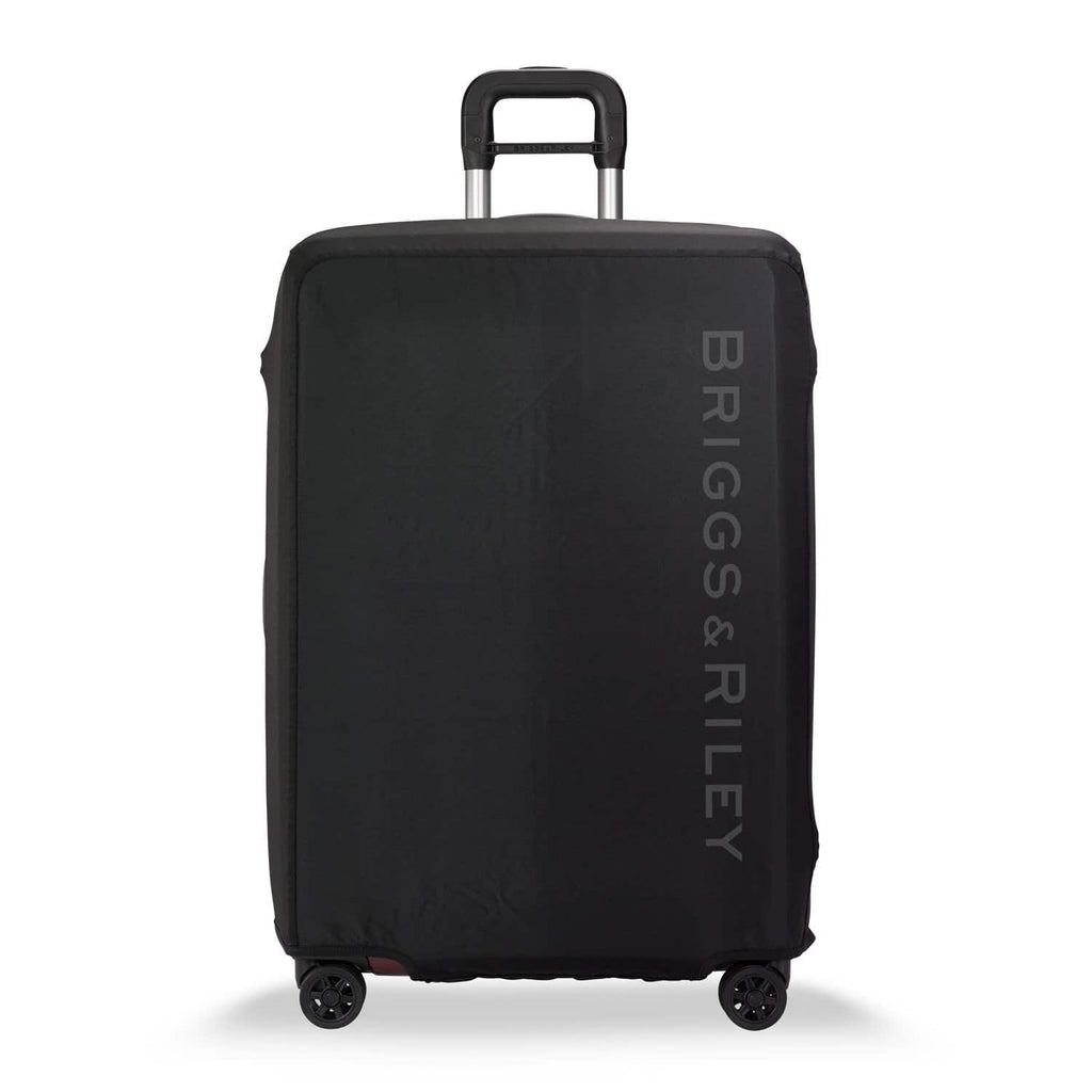 Briggs & Riley Large Luggage Cover in Black