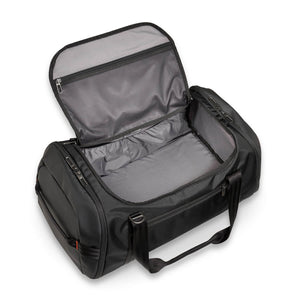 Briggs & Riley ZDX Large Travel Duffle in Black top view