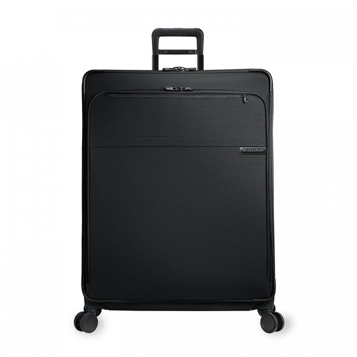 Briggs & Riley Baseline Extra Large Expandable Spinner black - front