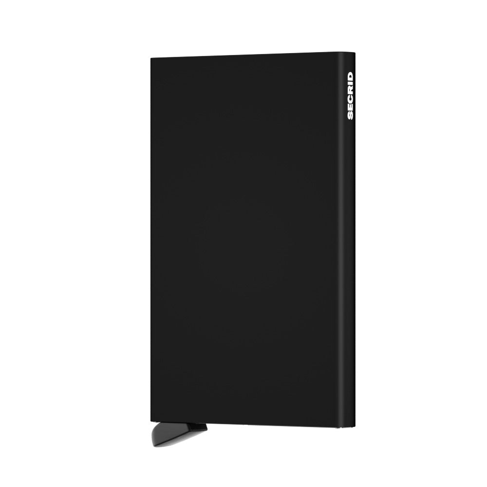 Secrid Cardprotector Black - front