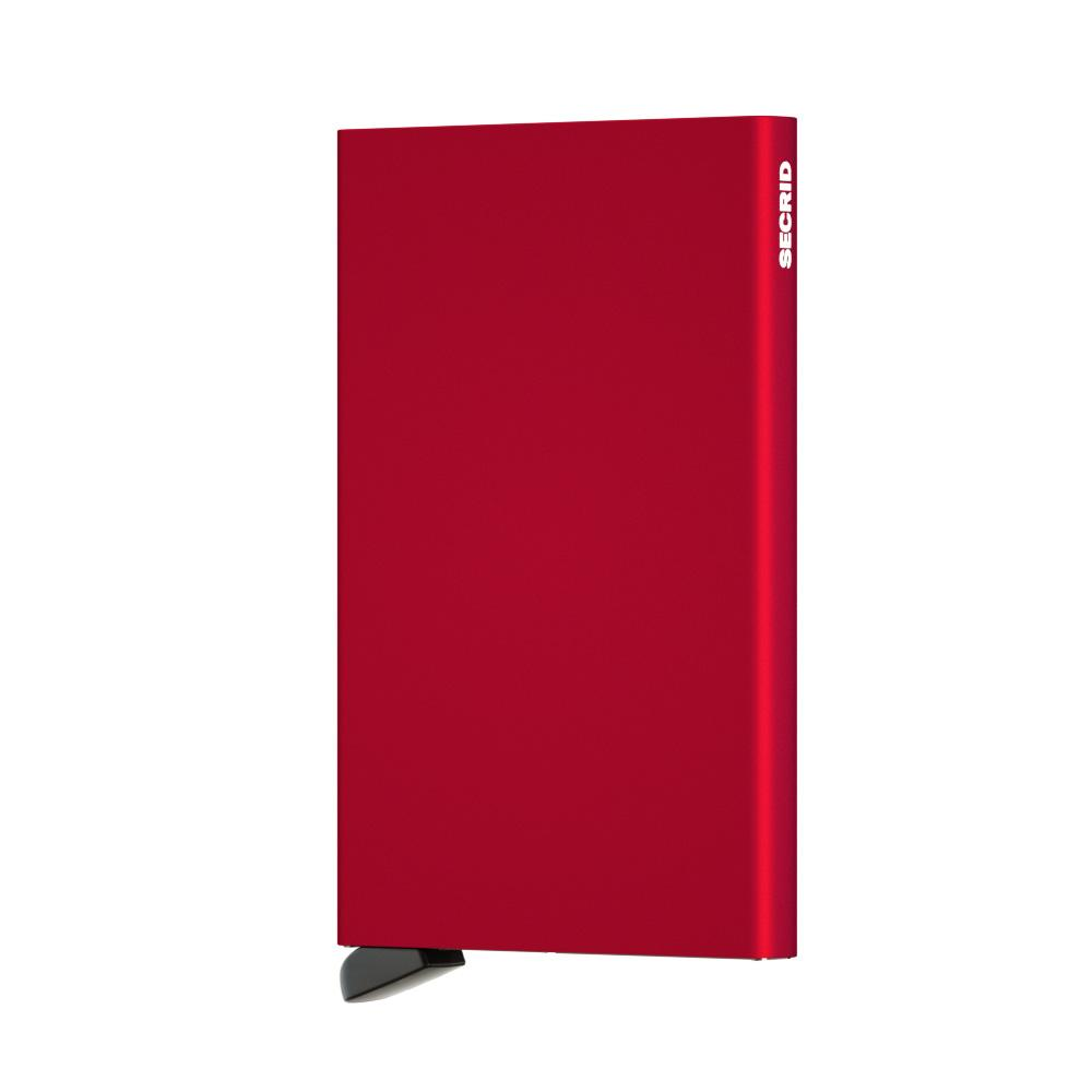 Secrid Cardprotector Red - front