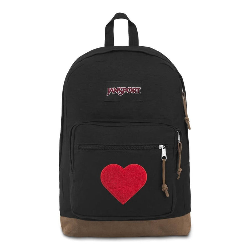 JanSport Right Pack Expressions Backpack in Scattered Bloom side view