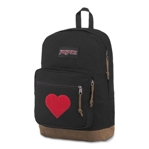 JanSport Right Pack Expressions Backpack in All The Love side view