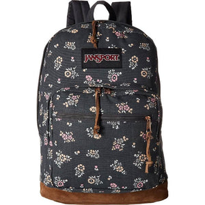 JanSport Right Pack Expressions Backpack in Tiny Blooms front view