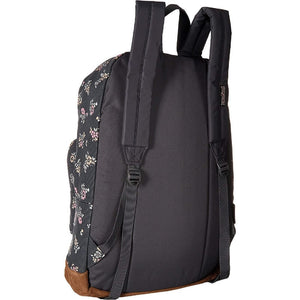 JanSport Right Pack Expressions Backpack in Tiny Blooms rear view