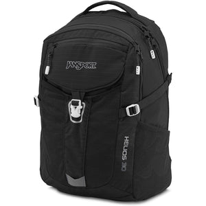 JanSport Helios 30L Backpack in Black side view
