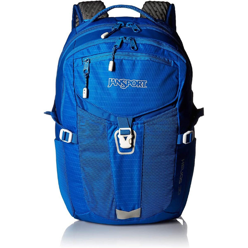 JanSport Helios 30L Backpack in Stellar Blue front view