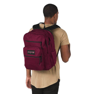 JanSport Big Campus Backpack in Russet Red - Forero's Vancouver Richmond