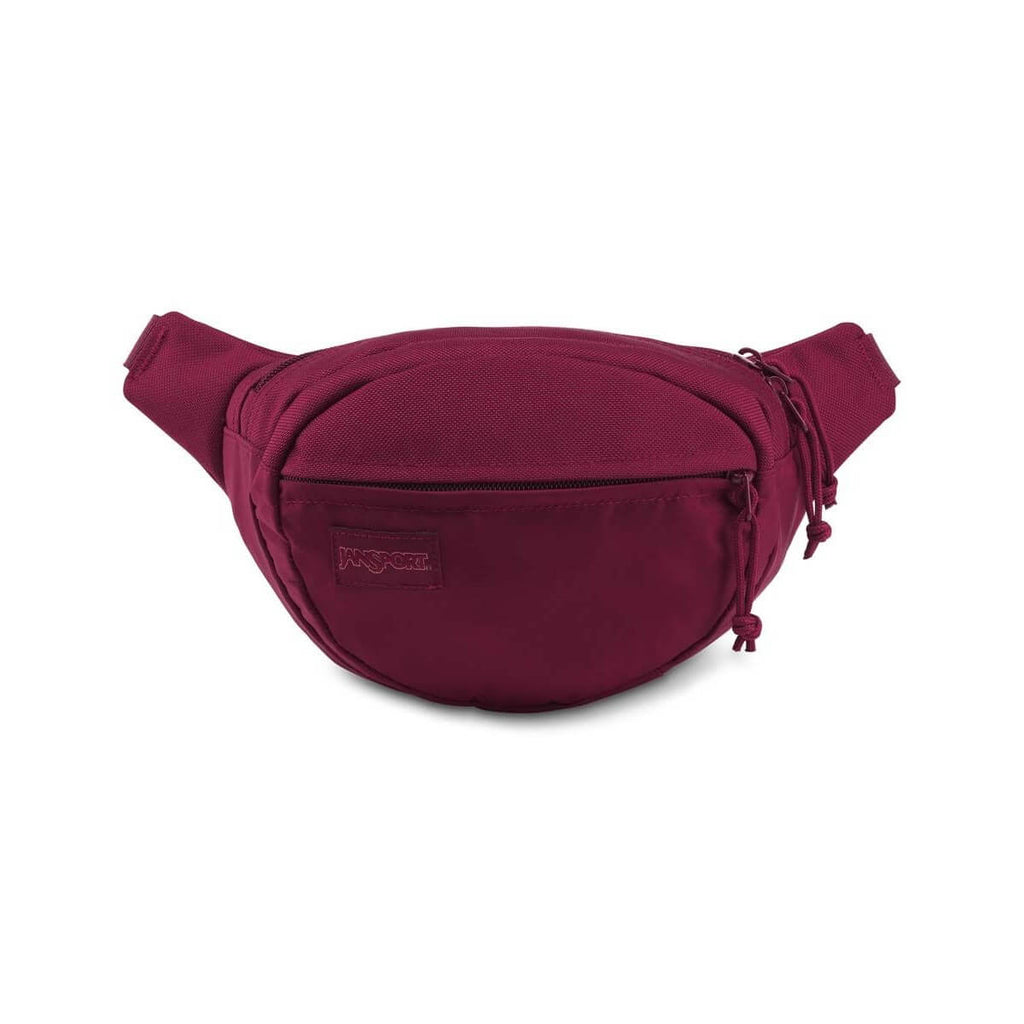 JanSport Mini Fifth Ave Fanny Pack in Russet Red - Forero's Vancouver Richmond