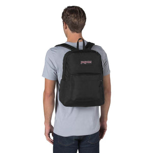 JanSport SuperBreak Plus Backpack in Black - Forero's Vancouver Richmond