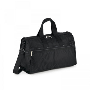 LeSportsac Women's Medium Weekender in Black side view