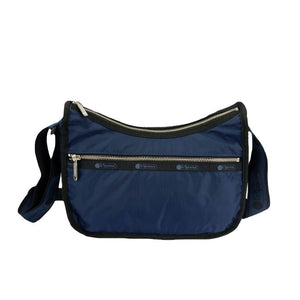 LeSportsac Women's Classic Hobo Bag in Heritage Navy front