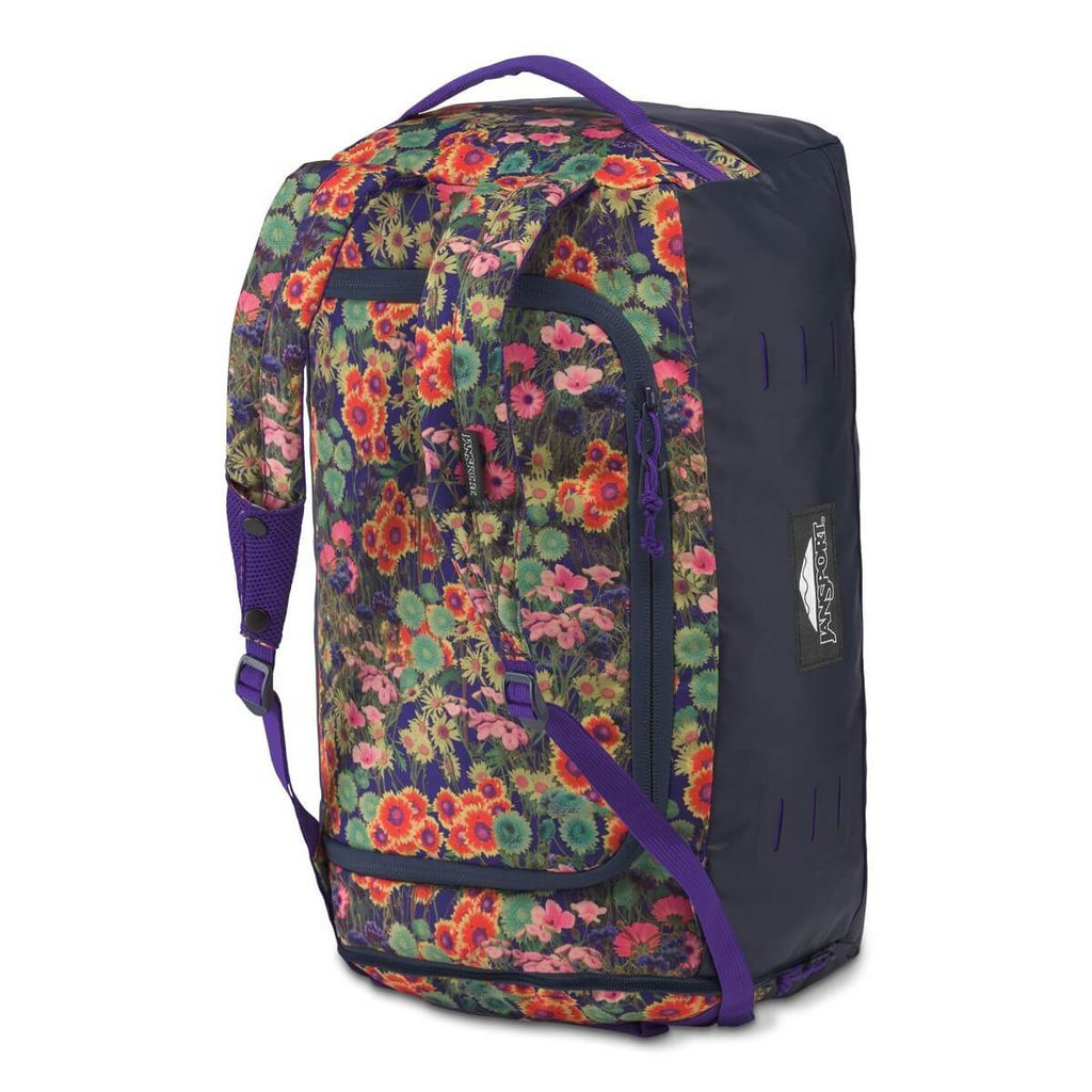 JanSport Good Vibes Gear Hauler 45L in Wildflower - Forero's Vancouver Richmond