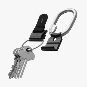 Orbitkey Clip V2 in Silver  with keys