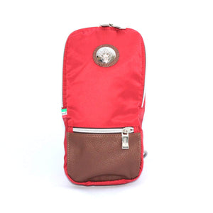 Orobianco Attore Sling Bag in Rosso - Forero's Vancouver Richmond