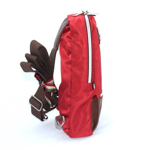 Orobianco Attore Sling Bag in colour Rosso - Forero's Bags and Luggage Vancouver Richmond