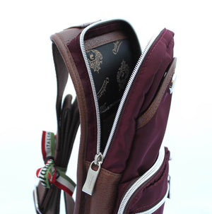 Orobianco Giacomio Sling Bag in Wine - Forero's Vancouver Richmond