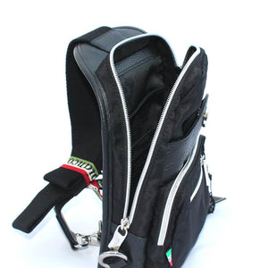 Orobianco Giacomix Sling Bag in Nero - Forero's Vancouver Richmond