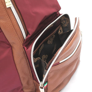 Orobianco Imprevisto Backpack in Wine - Forero's Vancouver Richmond