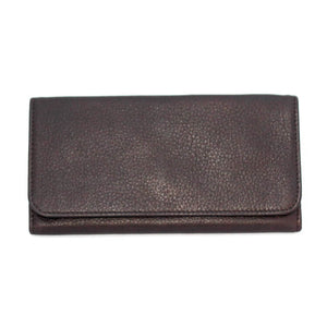 Osgoode Marley Card Case Leather Wallet in Espresso - Forero's Vancouver Richmond