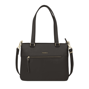 Travelon Anti-Theft Addison Women's Tote in colour Black - Forero's Bags and Luggage Vancouver Richmond