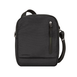 Travelon Anti-Theft Urban Small Crossbody in colour Black - Forero's Bags and Luggage Vancouver Richmond