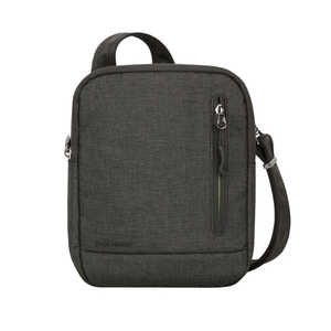 Travelon Anti-Theft Urban Small Crossbody in colour Slate - Forero's Bags and Luggage Vancouver Richmond